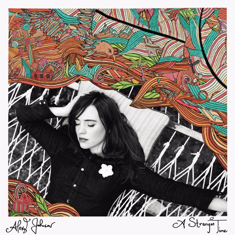 Alexz Johnson - A Stranger Time