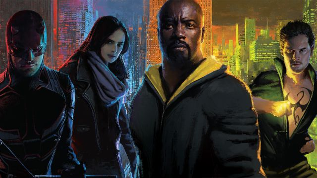 The Defenders in promotional art for the television series.jpg