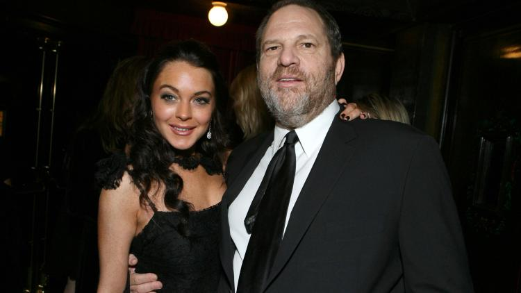 Lindsay Lohan poses with Harvey Weinstein.jpg