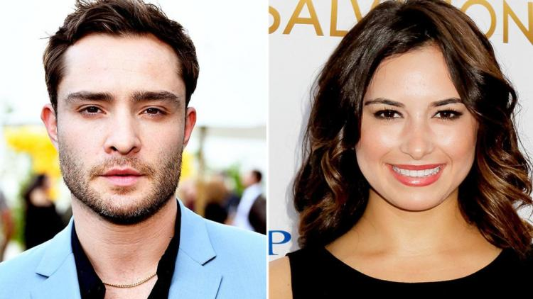 Ed Westwick and Kristina Cohen.jpeg