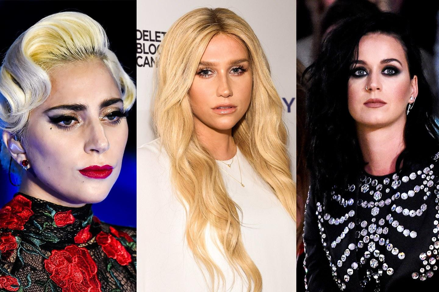 Did Kesha Accuse Dr. Luke of Raping Katy Perry?