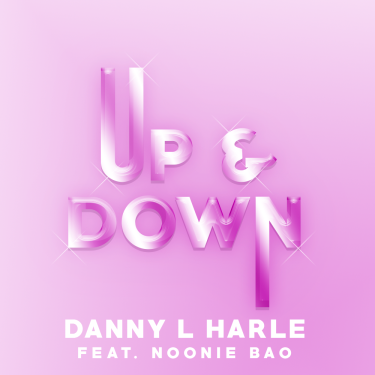 Danny L Harle Up & Down (Feat. Noonie Bao).png